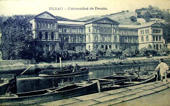 <b>Universidad de Deusto</b>  AFB-BFA